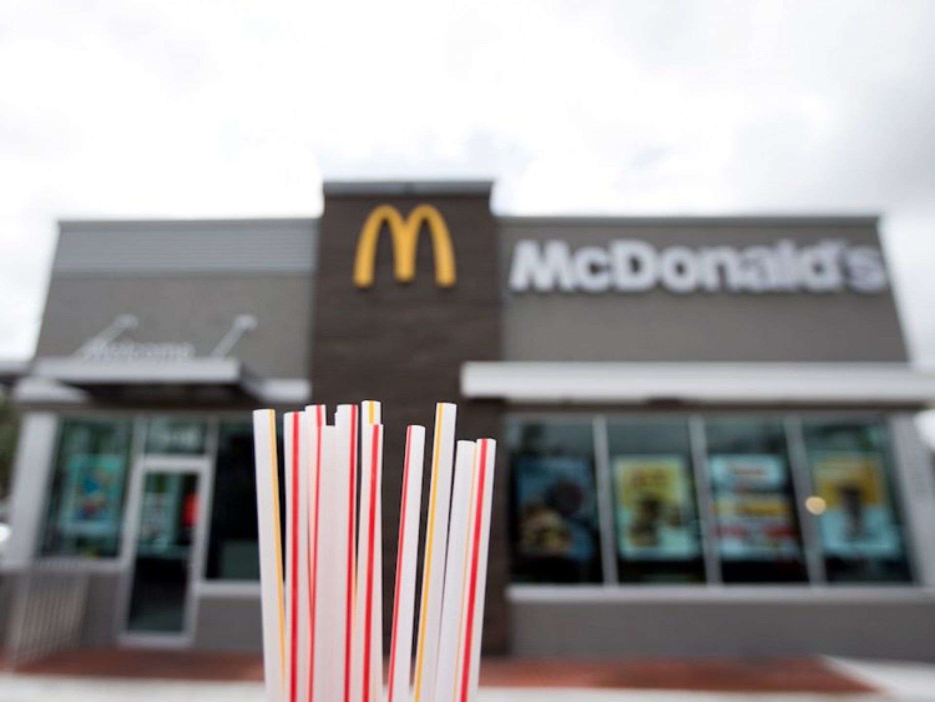 CNN: McDonald's new paper straws aren't recyclable — but its axed plastic ones were