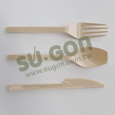 BambooX-disposable cutlery-bamboo