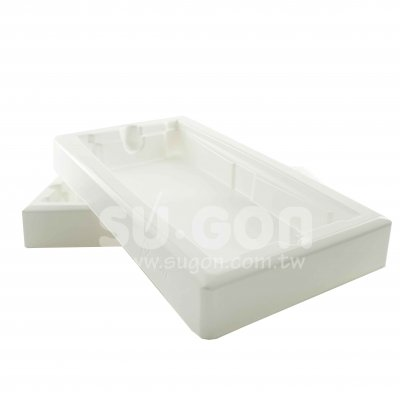 Tray-electronic product-White